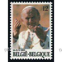 Belgia 1985 Mi 2218 ** Jan Paweł II Papież Kolekcje