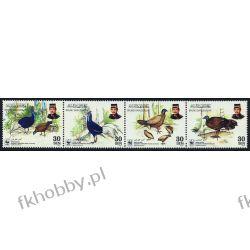 Wyspy Kokosowe 2005 Mi 420-23 ** WWF Rekin Ptaki