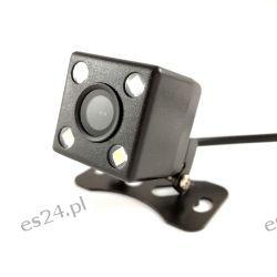 Samochodowa kamera cofania asystent parkowania 4xLED  Konsole