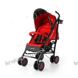Wózek spacerowy METEOR Cczerwony