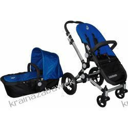 Wózek BAOBAO FUUL WYPAS GONDOLA SPACEROWY blue