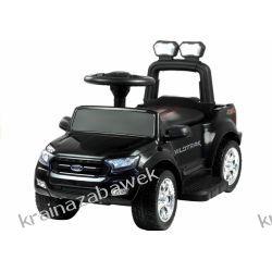 Jeździk na akumulator FORD RANGER WILDTRAK czarny