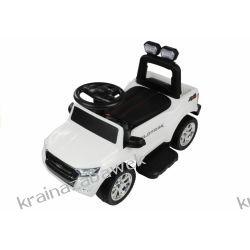 Jeździk na akumulator FORD RANGER WILDTRAK biały