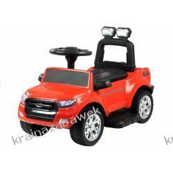 Jeździk na akumulator FORD RANGER WILDTRAK czerwony