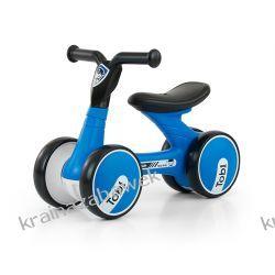 Rowerek biegowy TOBI red-blue