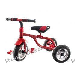 Rowerek trójkołowy EB102 czerwony
