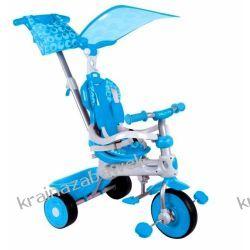 Rowerek trójkołowy 3w1 niebieski BABY TRIKE