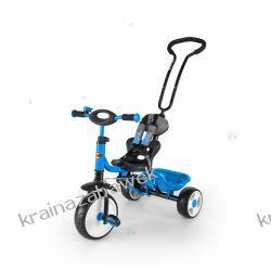 Rowerek trójkołowy BOBY niebieski