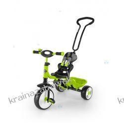 Rowerek trójkołowy BOBY zielony