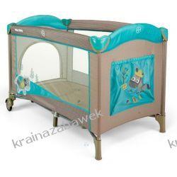 Kojec łóżeczko MIRAGE khaki cow Pokój dziecięcy