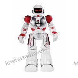 ROBOT KNABO SMART KOSMICZNY ZWIADOWCA+PILOT CZERWONY
