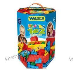 KLOCKI 102 ELEMENTY WADER - 41290