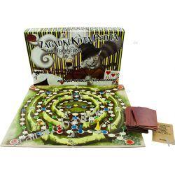 Gra Edukacyjna Quizy Zagadki Kota Psota #E1 Gry