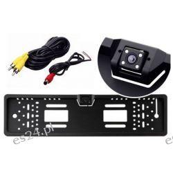 Kamera Cofania W Ramce Tablicy Rejestracyjnej Z IR Lampki tablicy rejestracyjnej