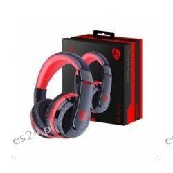 Słuchawki Bezprzewodowe BLUETOOTH Mikrofon SD ETTE 666