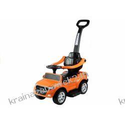 Jeździk Ford Ranger Wildtrak Z Daszkiem Pomarańczowy