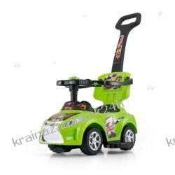 Jeździk Kid 3 W 1 Green Zielony Rowery i pojazdy