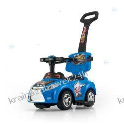 Jeździk Kid 3 W 1 Blue Niebieski Rowery i pojazdy