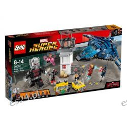 LEGO 76051 Marvel Super Heroes Starcie superbohaterów