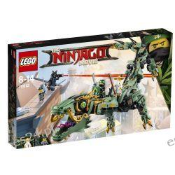 Lego 70612 Ninjago Movie Mechaniczny smok zielonego ninja