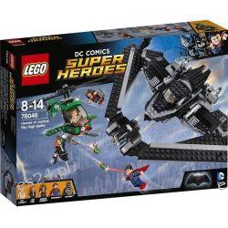 Lego 76046 DC Comics Super Heroes Bitwa powietrzna