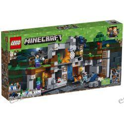Lego 21147 Minecraft Przygody na skale macierzystej