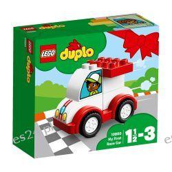 Lego 10860 Duplo Moja pierwsza wyścigówka