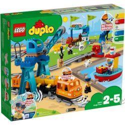 Lego 10875 Duplo Pociąg towarowy