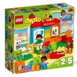 Lego 10833 Duplo Przedszkole Elementy