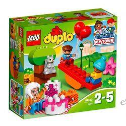 Lego 10832 Duplo Przyjęcie urodzinowe