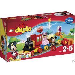 Lego 10597 Duplo Parada urodzinowa myszki Miki i Minnie