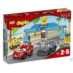 Lego 10857 Duplo Wyścig o Złoty Tłok