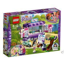 Lego 41332 Friends Stoisko z rysunkami Emmy