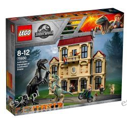 Lego 75930 Jurassic World Atak indoraptora