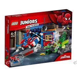 Lego 10754 Juniors Spider-Man kontra Skorpion