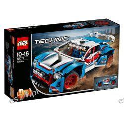 Lego 42077 Technic Niebieska wyścigówka