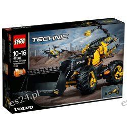 Lego 42081 Technic Volvo ładowarka kołowa ZEUX Technic