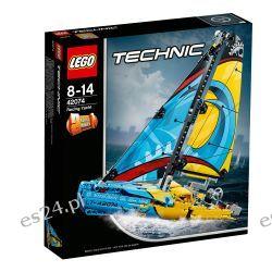 Lego 42074 Technic Jacht wyścigowy