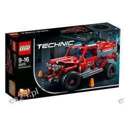 Lego 42075 Technic Pojazd szybkiego reagowania Elementy