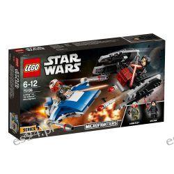 Lego 75196 Star Wars A-Wing kontra TIE Silencer Star Wars