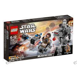 Lego 75195 Star Wars Ski Speeder kontra Maszyna krocząca Najwyższego Porządku