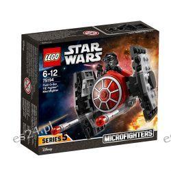 Lego 75194 Star Wars Myśliwiec TIE Najwyższego porządku Star Wars