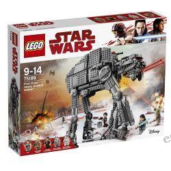 Lego 75189 Star Wars Ciężka maszyna krocząca Najwyższego Porządku Star Wars