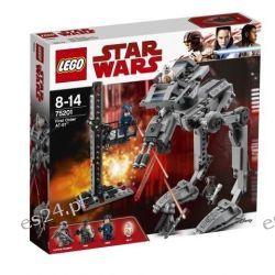 Lego 75201 Star Wars AT-ST Najwyższego Porządku