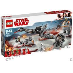 Lego 75202 Star Wars Obrona Crait Star Wars