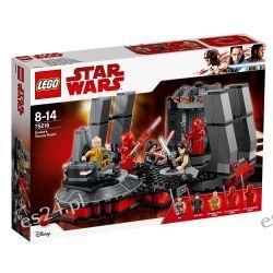 Lego 75216 Star Wars Sala Tronowa Snoke'a Star Wars