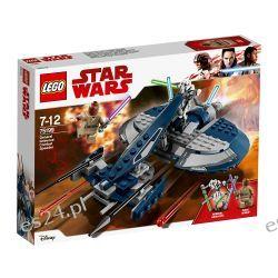 Lego 75199 Star Wars Ścigacz bojowy generała Grievousa
