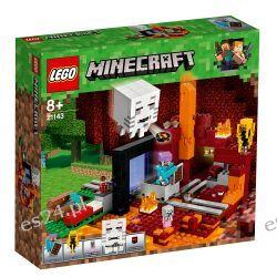 Lego 21143 Minecraft, Portal do Netheru