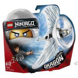 Lego 70648 Ninjago, Action Toy, Zane Smoczy Mistrz