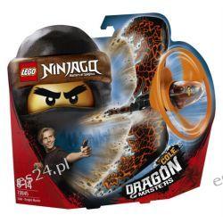 Lego 70645 Ninjago, Action Toy, Cole Smoczy Mistrz
